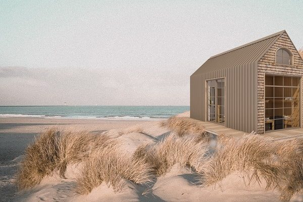 Unsere Ideen zum TINY LOFTS  Sauna Haus