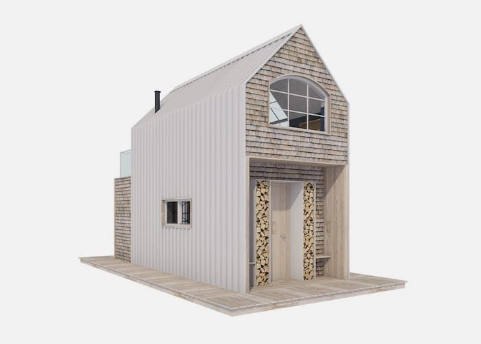 Pläne zum Modell TINY LOFT two